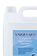 Quantum Carpet & Upholstery Cleaner 5L